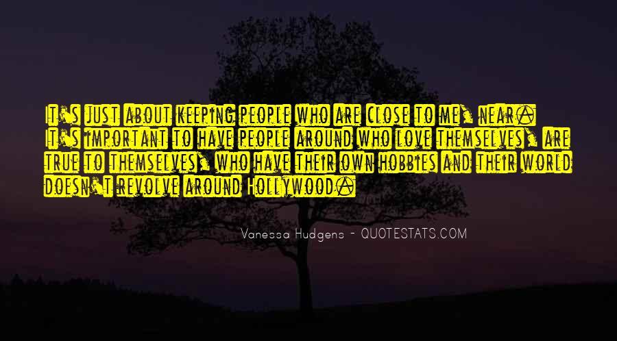 Vanessa Hudgens Quotes #1005662