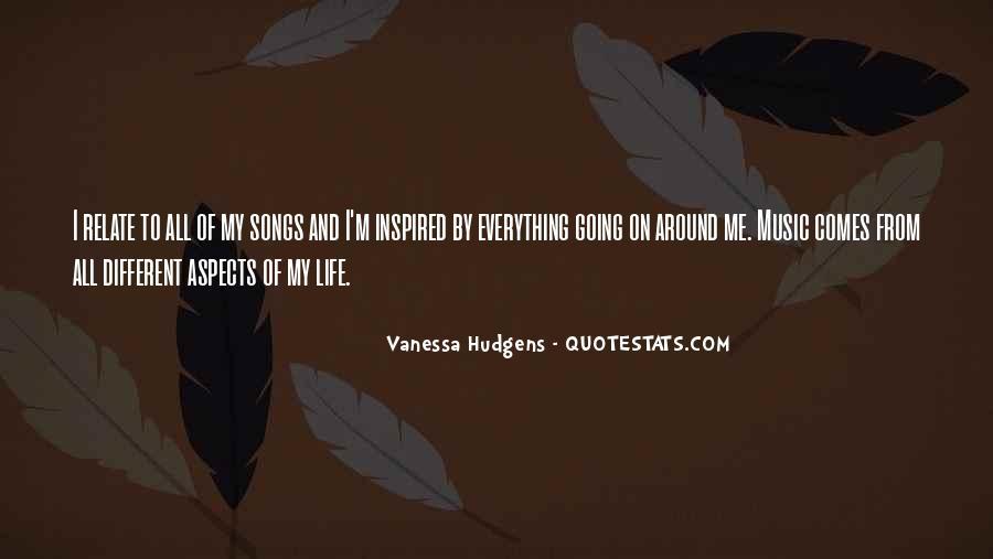 Vanessa Hudgens Quotes #1100401