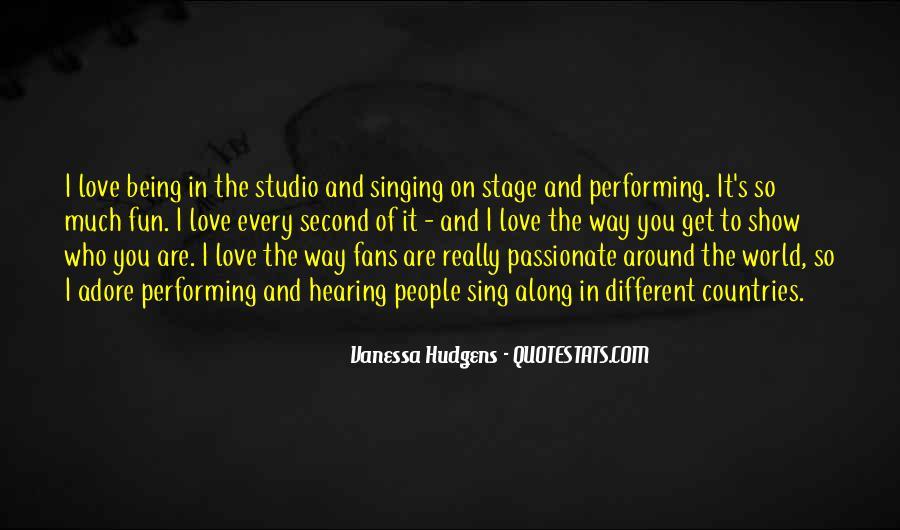 Vanessa Hudgens Quotes #1182976