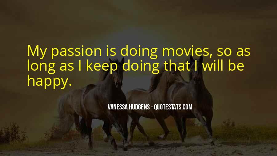 Vanessa Hudgens Quotes #1209706