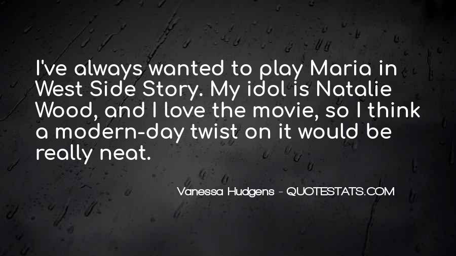 Vanessa Hudgens Quotes #1791021