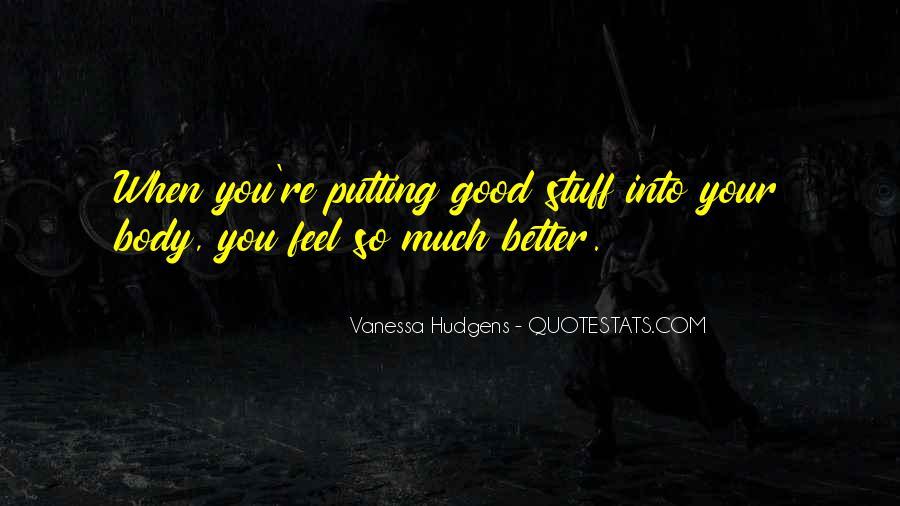 Vanessa Hudgens Quotes #507896