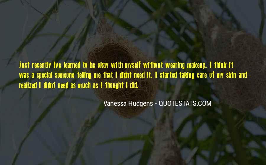 Vanessa Hudgens Quotes #765866