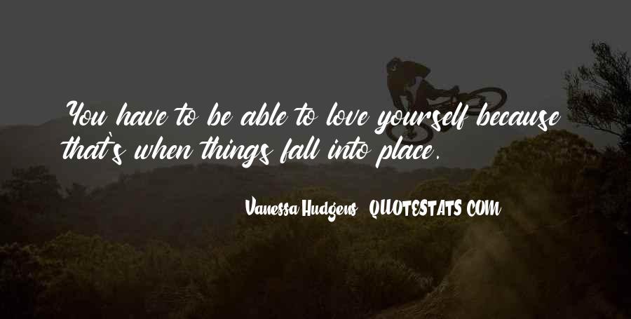 Vanessa Hudgens Quotes #953657
