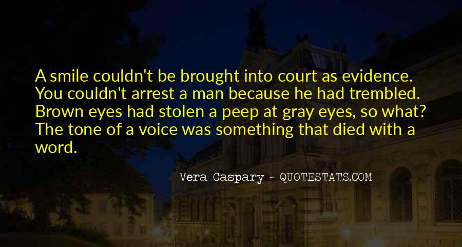 Vera Caspary Quotes #1240488