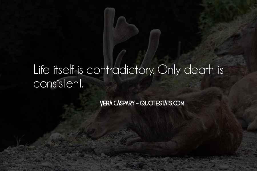 Vera Caspary Quotes #1564797