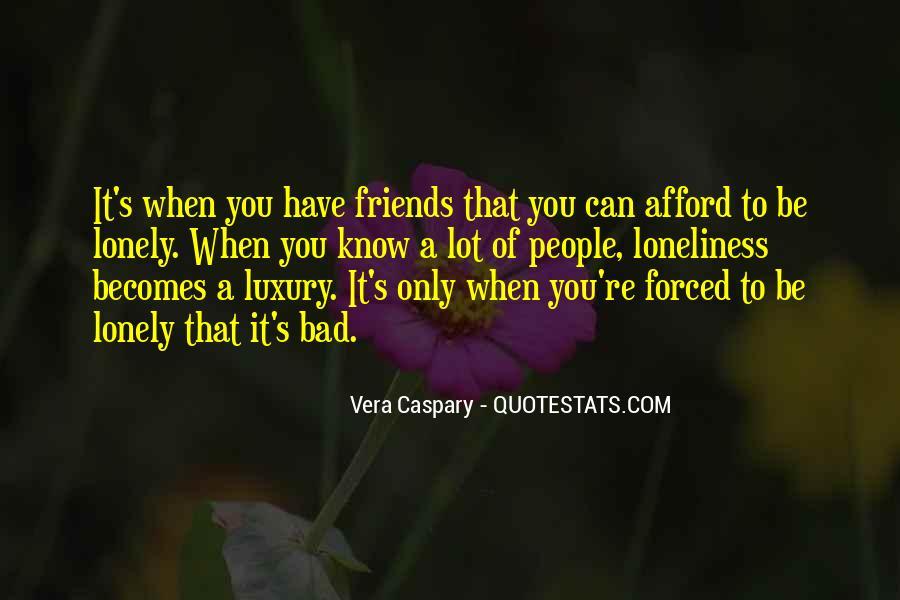 Vera Caspary Quotes #3746