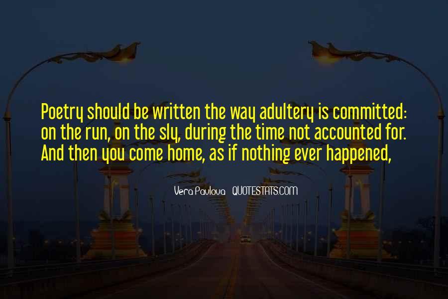 Vera Pavlova Quotes #81210