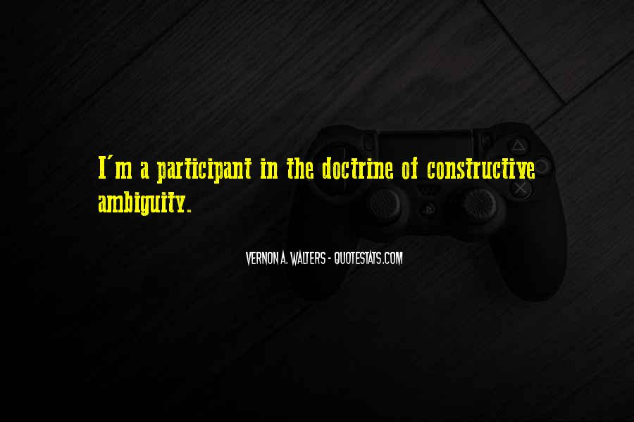 Vernon A. Walters Quotes #324483