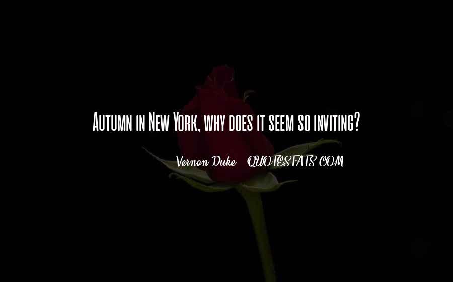 Vernon Duke Quotes #1105970