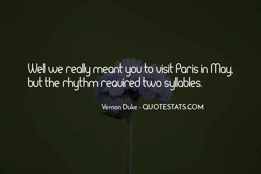 Vernon Duke Quotes #196210