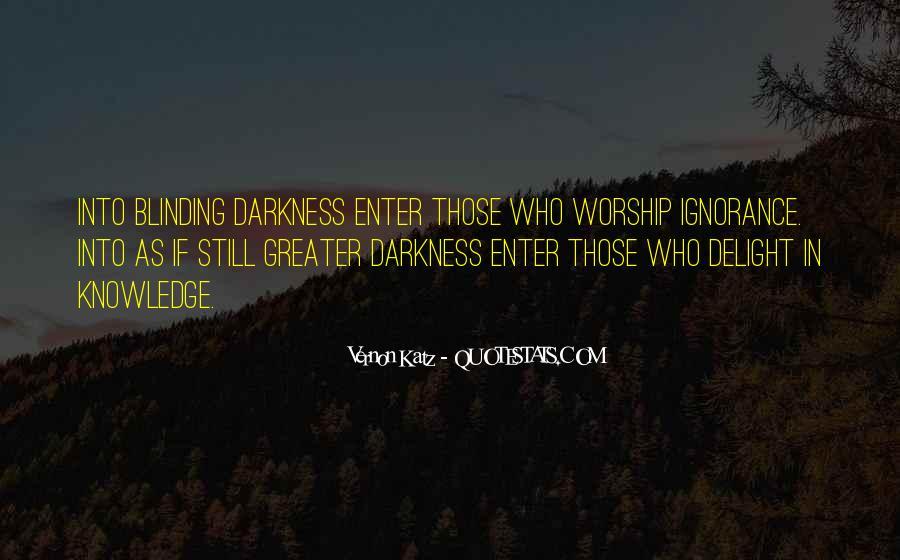Vernon Katz Quotes #1752665