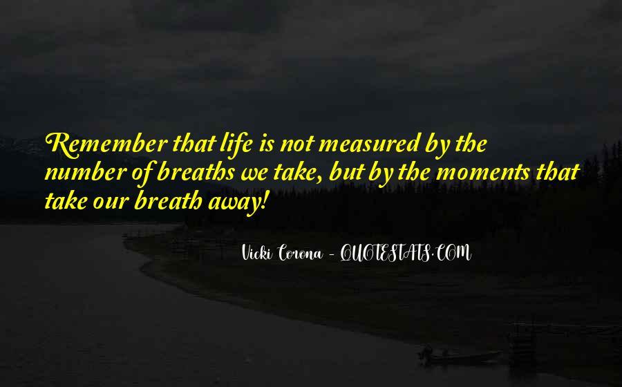 Vicki Corona Quotes #525059