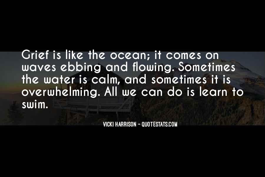 Vicki Harrison Quotes #1755953