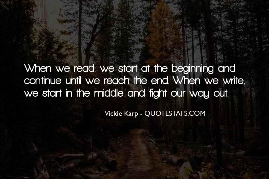 Vickie Karp Quotes #1469925