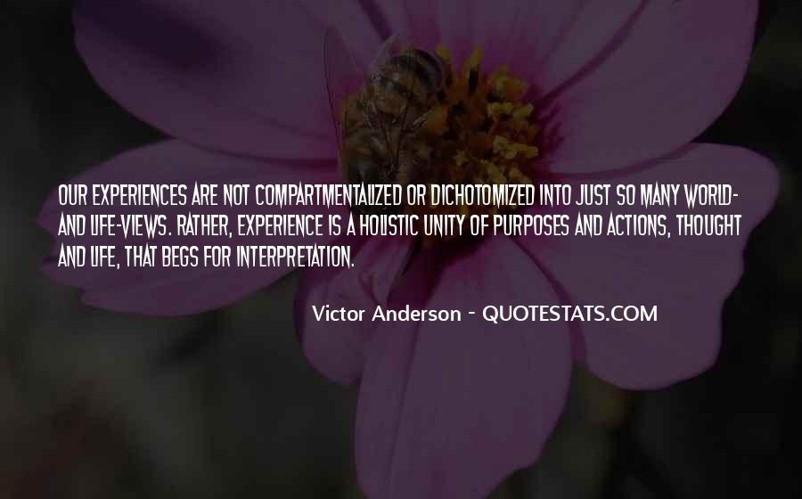 Victor Anderson Quotes #1275832