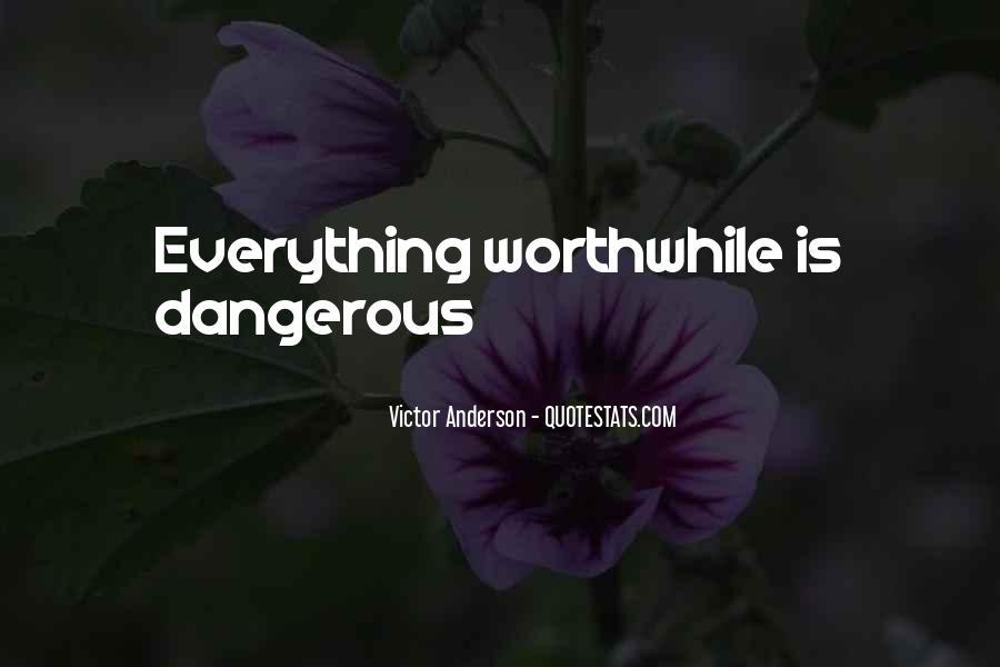 Victor Anderson Quotes #830546