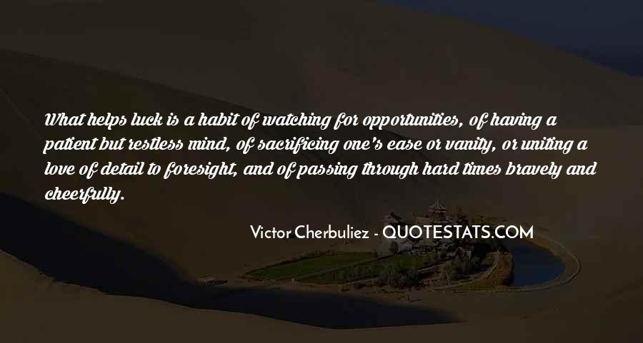Victor Cherbuliez Quotes #820652