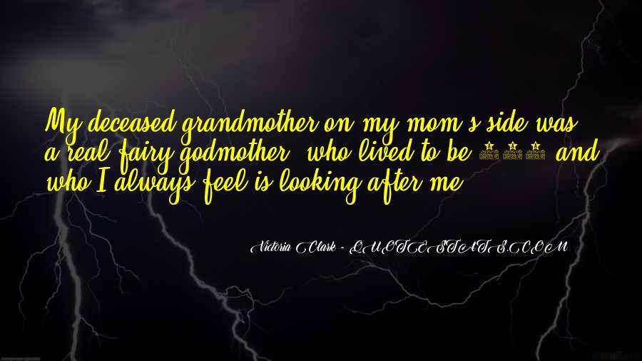 Victoria Clark Quotes #1217263