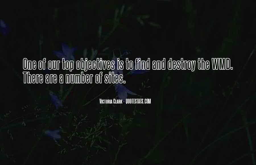 Victoria Clark Quotes #302242