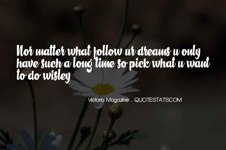Victoria Magazine Quotes #1156195