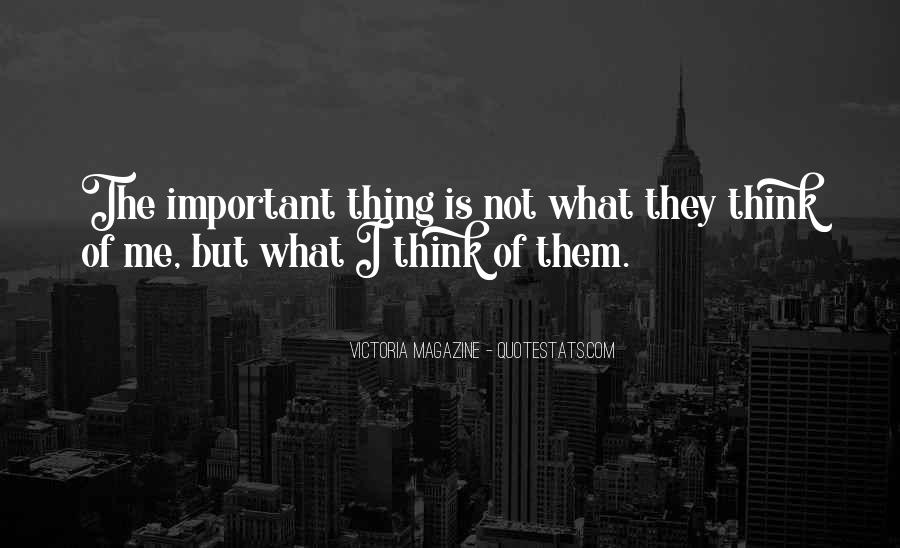 Victoria Magazine Quotes #1198123
