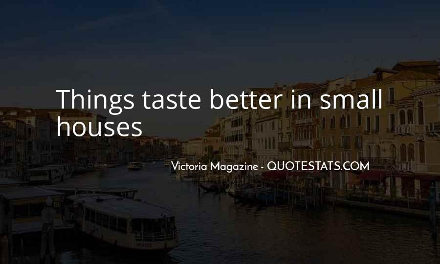 Victoria Magazine Quotes #534403