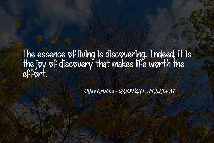 Vijay Krishna Quotes #1246335