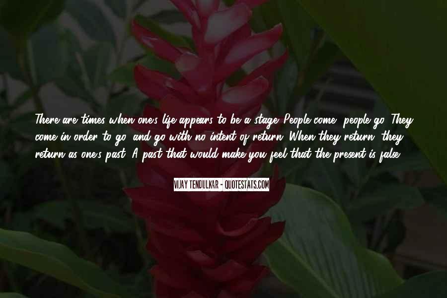 Vijay Tendulkar Quotes #1371118