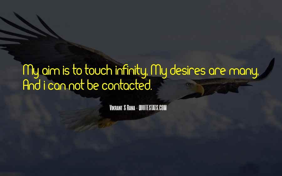 Vikrant S Rana Quotes #1074793