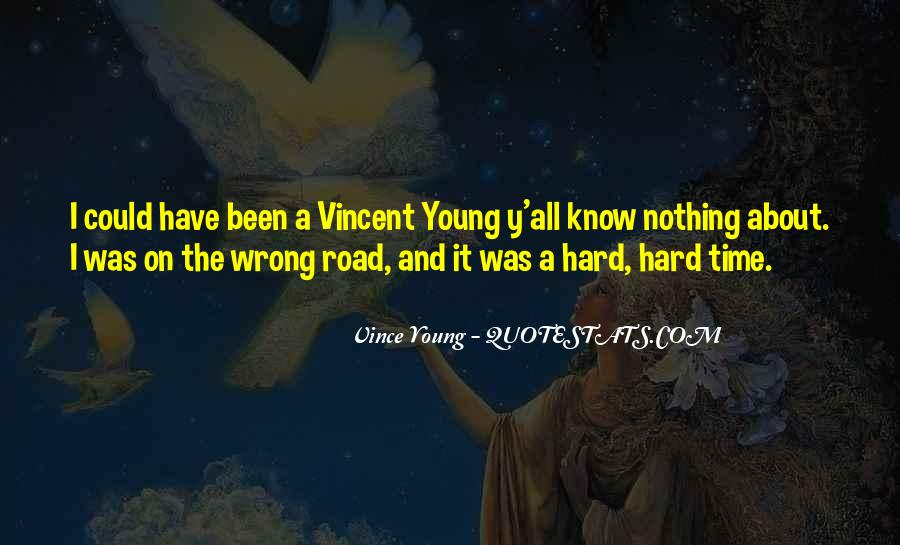 Vince Young Quotes #227166