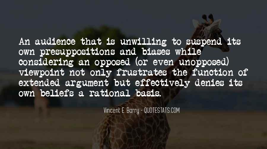 Vincent E. Barry Quotes #840365