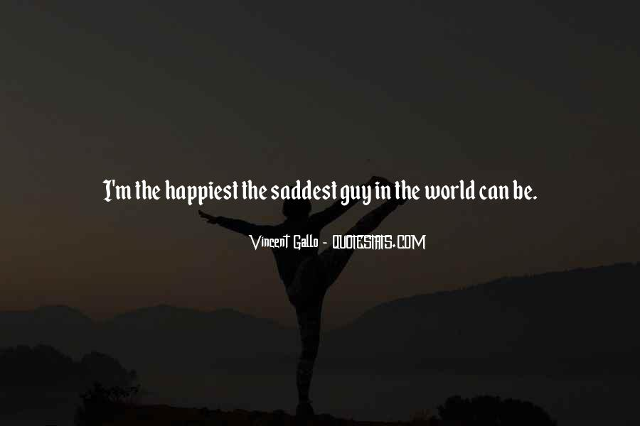 Vincent Gallo Quotes #299626