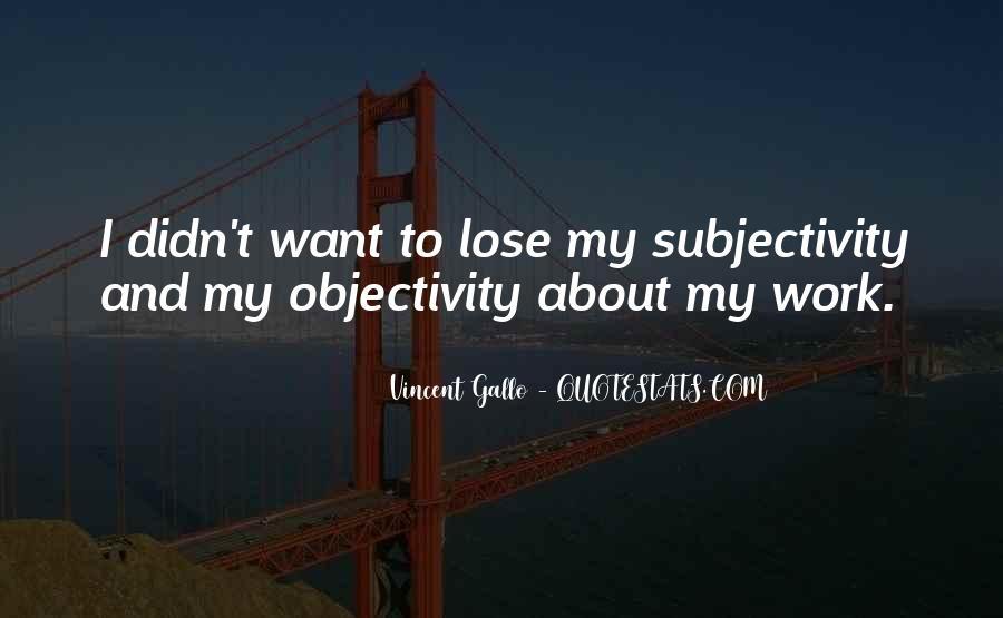 Vincent Gallo Quotes #639268