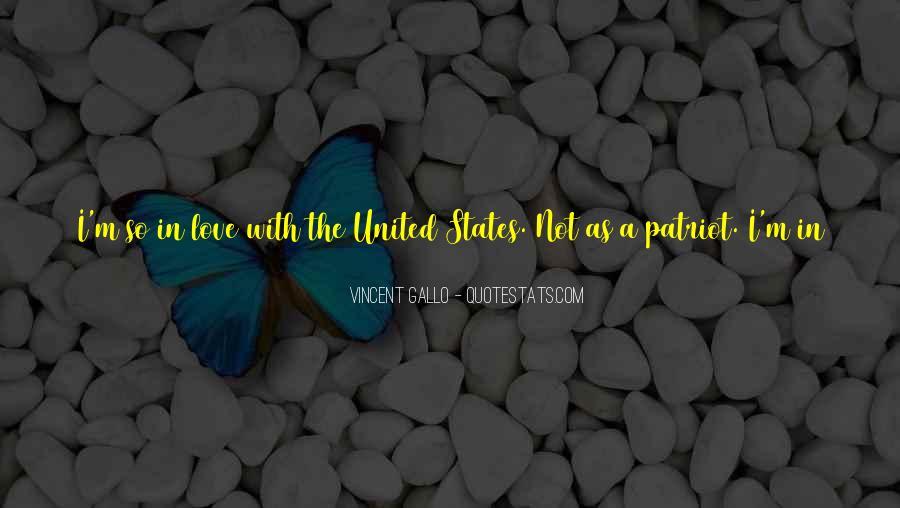 Vincent Gallo Quotes #94301