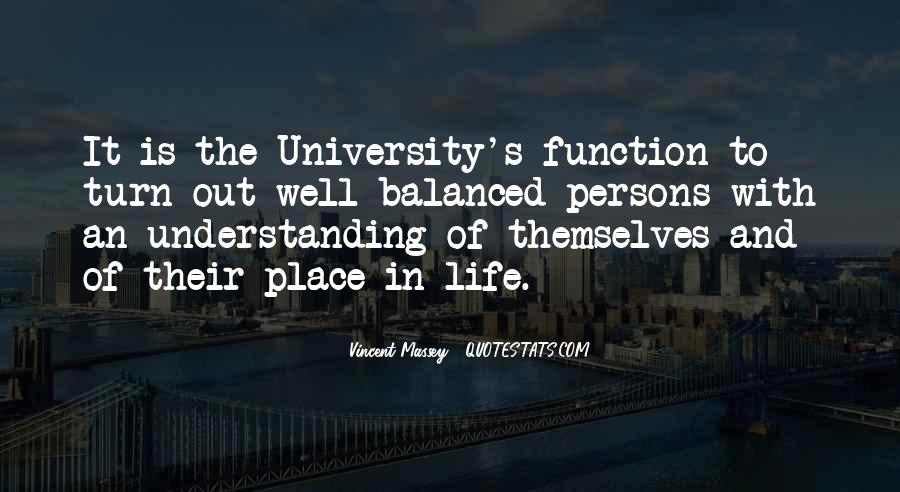 Vincent Massey Quotes #1871611