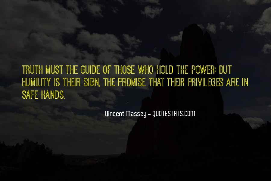 Vincent Massey Quotes #499140