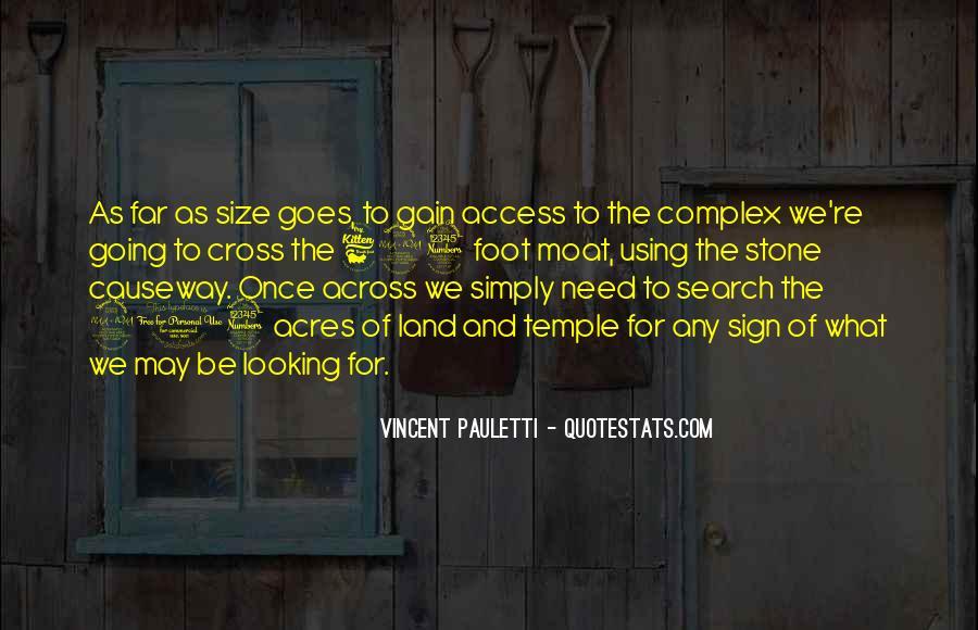 Vincent Pauletti Quotes #1796958