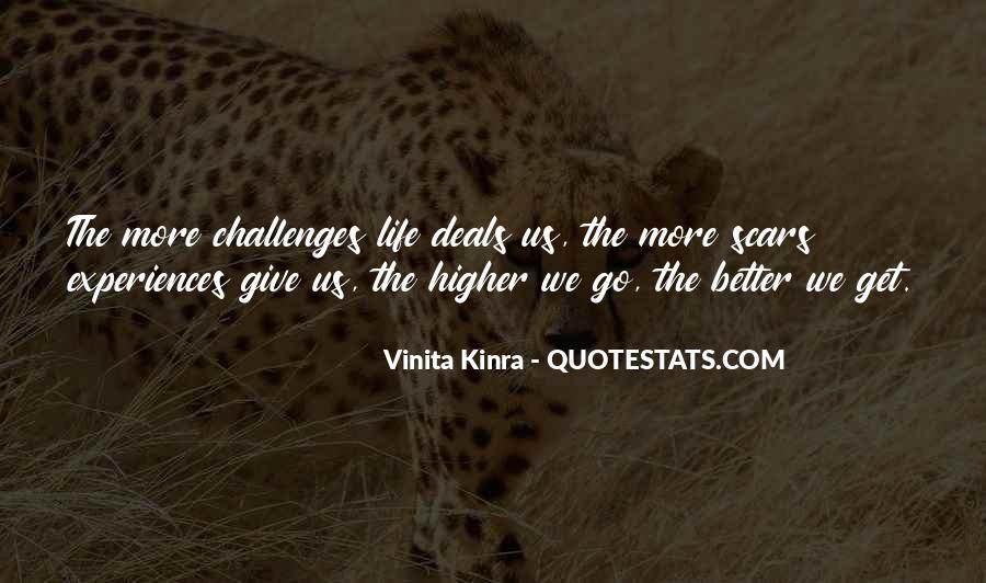 Vinita Kinra Quotes #1398262
