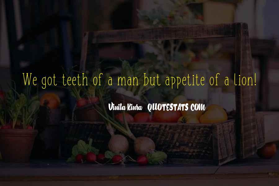 Vinita Kinra Quotes #1582291