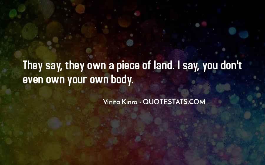 Vinita Kinra Quotes #1802192