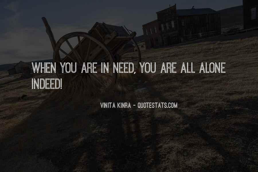 Vinita Kinra Quotes #450380
