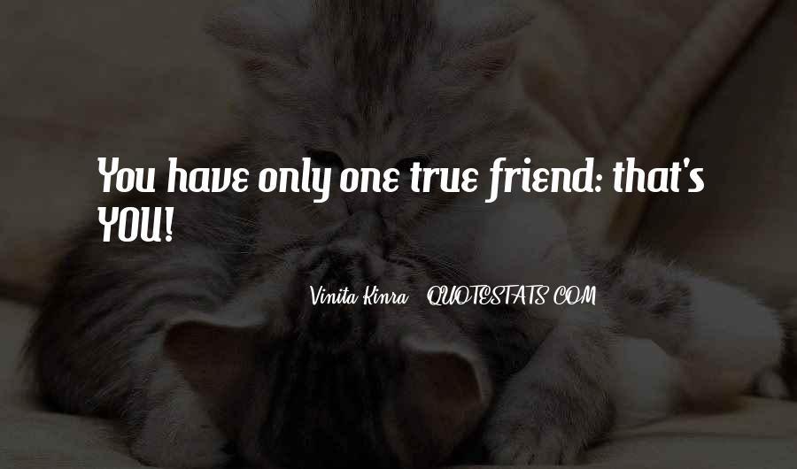 Vinita Kinra Quotes #656988
