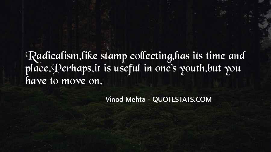 Vinod Mehta Quotes #881035