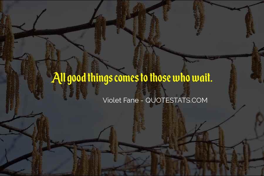 Violet Fane Quotes #1874426