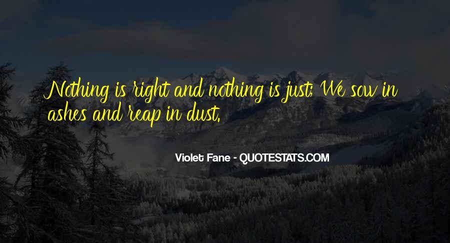 Violet Fane Quotes #432356