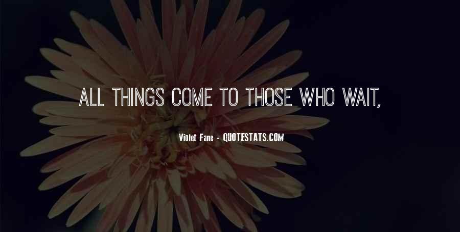 Violet Fane Quotes #934279