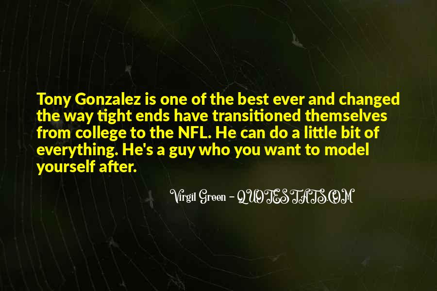 Virgil Green Quotes #340961