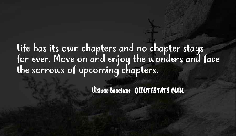 Vishnu Kanchan Quotes #377652