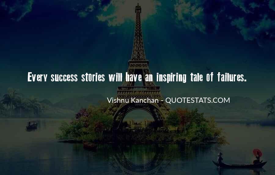 Vishnu Kanchan Quotes #429598
